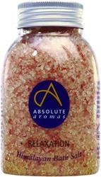 Absolute Aromas Relaxation Himalayan Bath Salt 290g