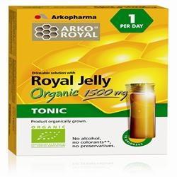 Arkopharma Organic Royal Jelly 10 servings