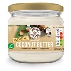 Coconut Merchant Coconut Butter Rich and Creamy 300g