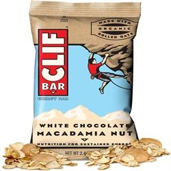 Clif Bar White Choc Macadamia Bar 68g