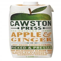 Cawston Press Apple & Ginger Juice 1000ml