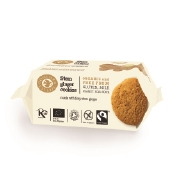 Doves Farm G/F Stem Ginger Cookies 150g