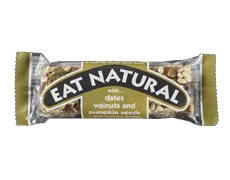 Eat Natural Date Walnut & Pumpkin Seed Bar 45gg