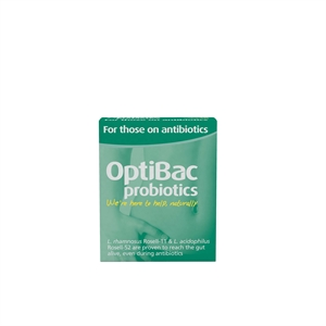 Optibac Probiotics For Those on Antibiotics 10 capsule