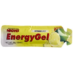 High 5 Energy Gel Citrus 40g
