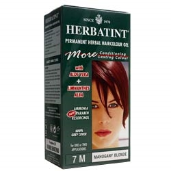 Herbatint Mahogany Blonde Hair Colour 7M 150ml