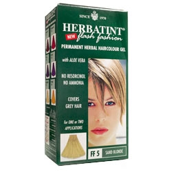 Herbatint Sand Blonde Hair Colour FF5 150ml