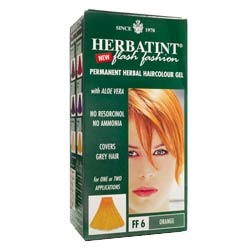 Herbatint Orange Hair Colour FF6 150ml