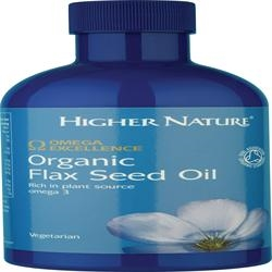 Omega Excellence Org Flax Seed Oil 350ml