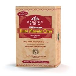 Organic India Org Tulsi Chai 25bag