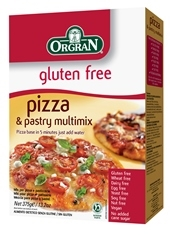 Orgran Pizza & Pastry Multimix 375g