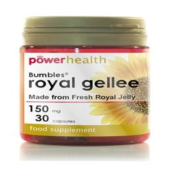 Power Health Bumbles Royal Gellee 150mg 30 capsule
