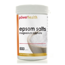 Power Health Epsom Salts 500g