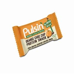 Pulsin Orange Choc Chip Protein Boost 50g