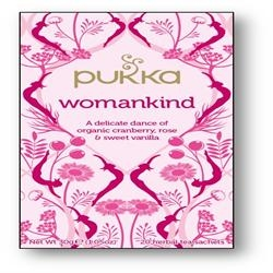 Pukka Herbs Womankind 20bag