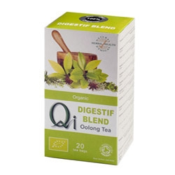 Qi Organic Digestif Oolong Tea 20bag