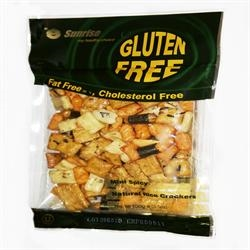 Sunrise G/F Rice Crackers - Mini Spicy 100g