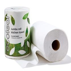 Suma Ecoleaf Jumbo Kitchen Towel 240 sheetpack