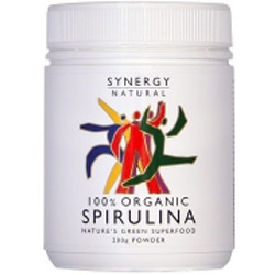 Synergy Natural Org Spirulina Powder 200g