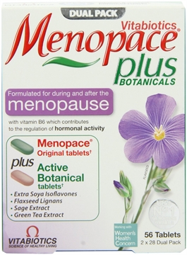 Vitabiotics Menopace Plus 56 tablet