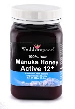 Wedderspoon RAW Manuka Honey KFactor 12 500g