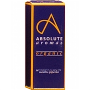 Absolute Aromas Organic Lemon Oil 10ml