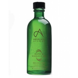Absolute Aromas Relaxation Bath And Massage Oi 100ml