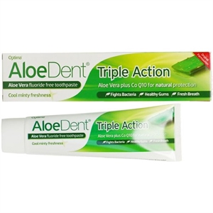 Aloe Dent Aloe Vera Triple ActionT/paste 100ml