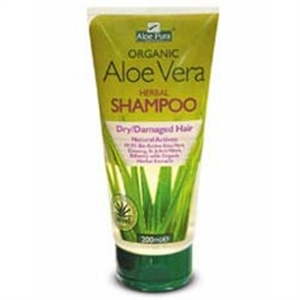 Aloe Pura Aloe Vera Shampoo Dry Damaged 200ml