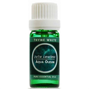 Aqua Oleum Thyme White Essential Oil 10ml