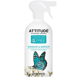 Attitude Window & Mirror Cleaner 800ml