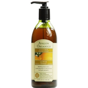 Avalon Lemon Glycerin Hand Soap 350ml