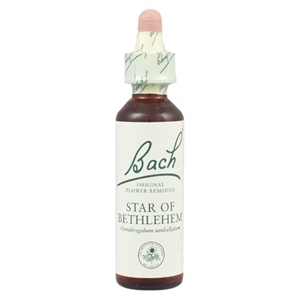 Bach Original Flower Remedies Star of Bethlehem 20ml