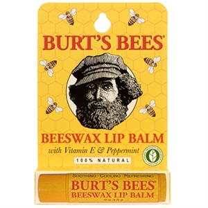 Burts Bees Beeswax Lip Balm Tube .15 ounce