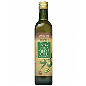 Clearspring Organic Extra Virgin Olive Oil 500ml