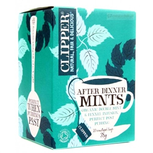 Clipper After Dinner Mints 20bag