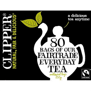 Clipper Fairtrade Everyday 80bag