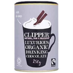 Clipper Ft Drinking Chocolate 250g