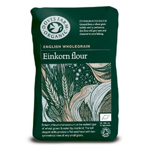 Doves Farm Einkorn Wholemeal Flour 1kg