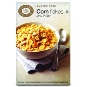 Doves Farm Gluten Free Org Corn Flakes 325g