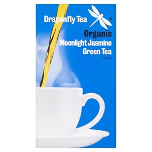 Dragonfly Tea Moonlight Jasmine Green Tea 20 sachet
