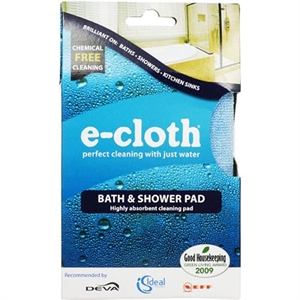 E-Cloth Fresh Mesh Cleaning Pads 1pack