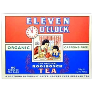 Eleven O'clock Rooibosch Tea 80bag