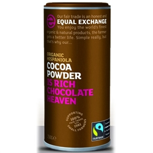 Equal Exchange Org F/T Cocoa 250g