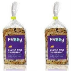 Freed Foods GF Crackers - Cheese 220g