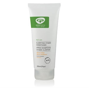 Green People Clarifying Vitamin Conditioner 200ml
