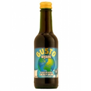 Gusto Organic Energy Original 250ml