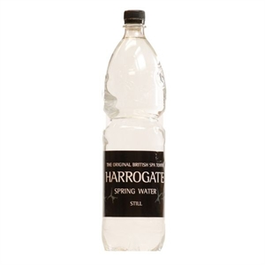 Harrogate Spa Water Still Spring Water 1500ml