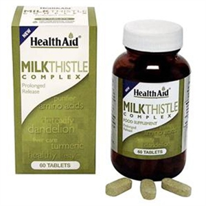 HealthAid Milk Thistle Complex 60 tablet