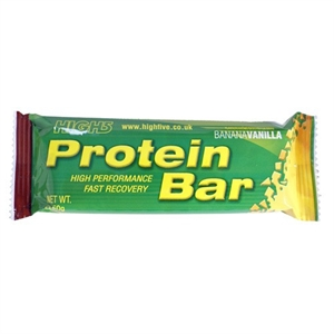 High 5 Recovery Bar Banana & Vanilla 60g